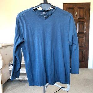 Michael Brandon Long Sleeve Tshirt